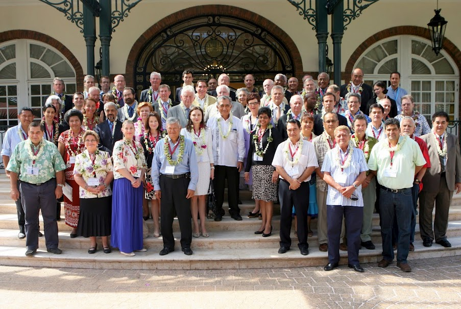 Building a More Resilient Pacific in the 21st Century World Order