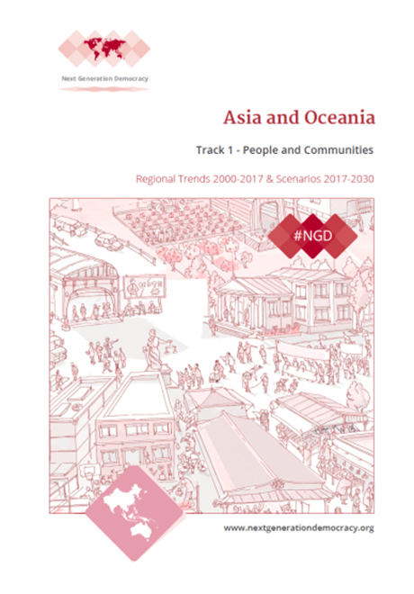 Background paper on democratic developments in Asia-Oceania