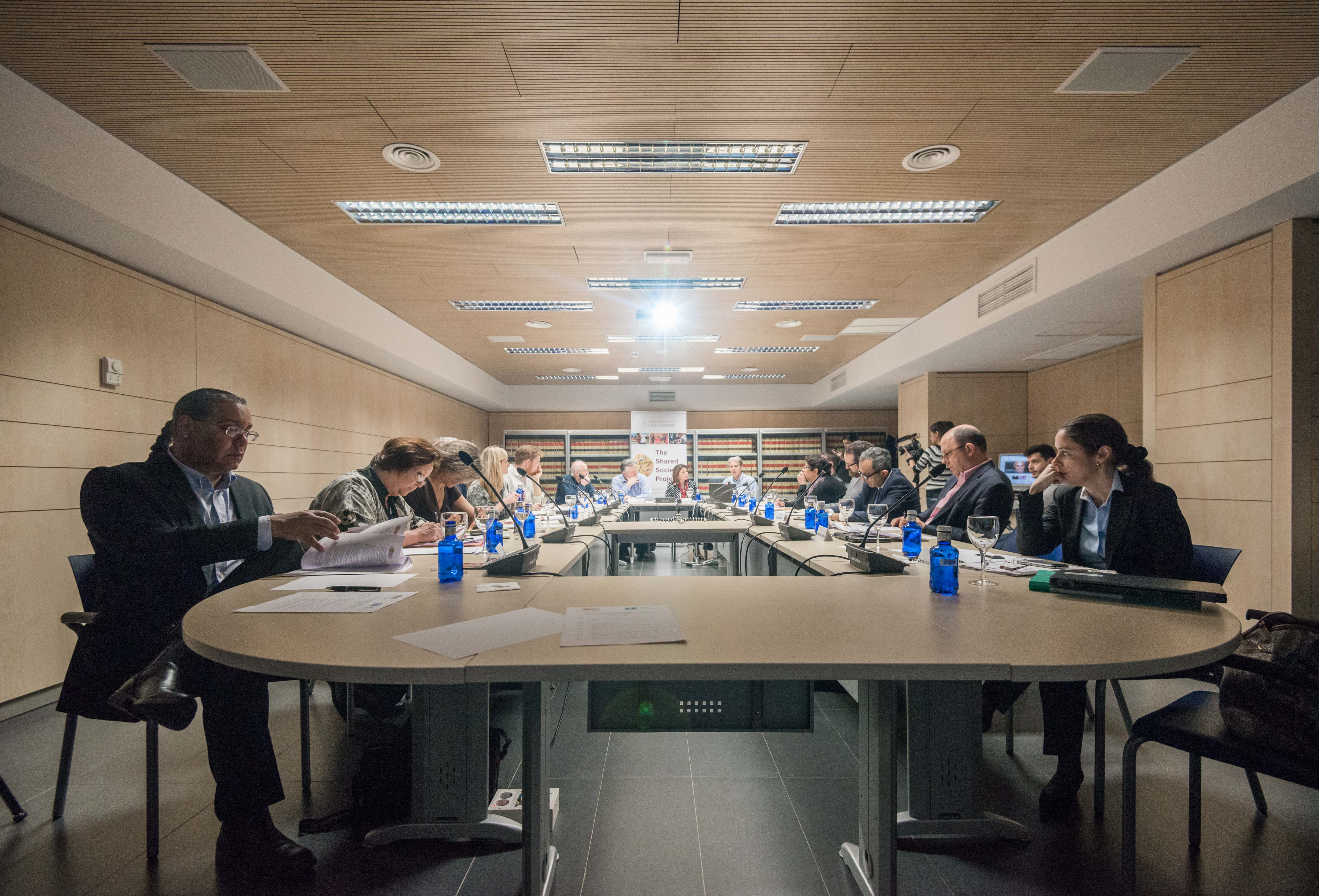 Environmental Sustainability and Shared Societies Working Group Holds Second Meeting