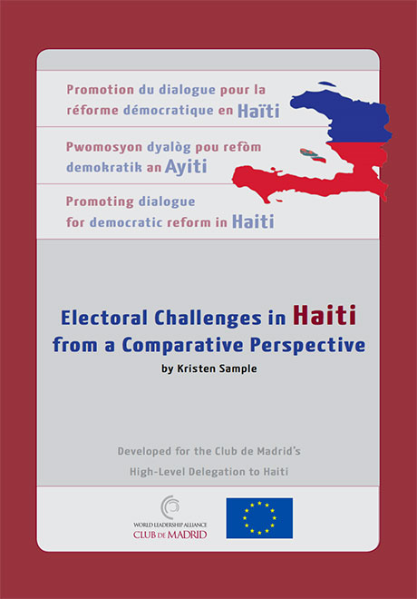Electoral Challenges in Haiti from a comparative perspective
