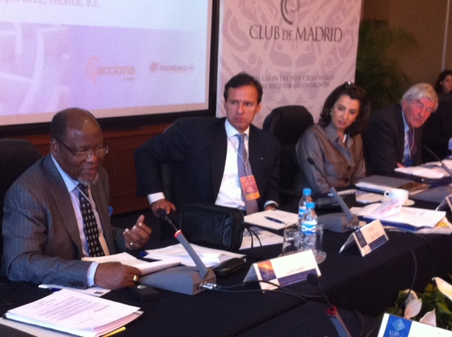 The Club de Madrid supports the Mexican Presidency of the G20 in its Green Growth Agenda