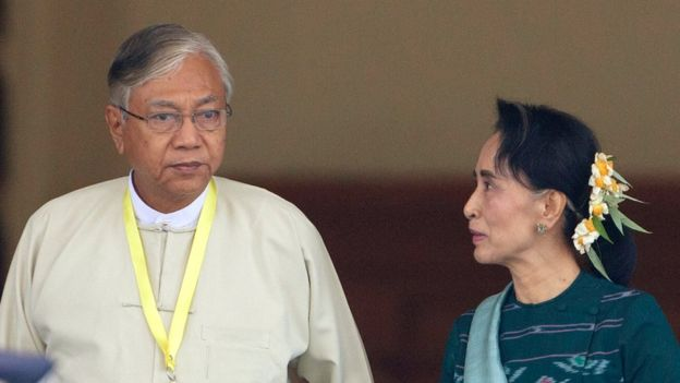 Club de Madrid congratulates Htian Kya, first ever civilian to be elected President of Myanmar in 50 years