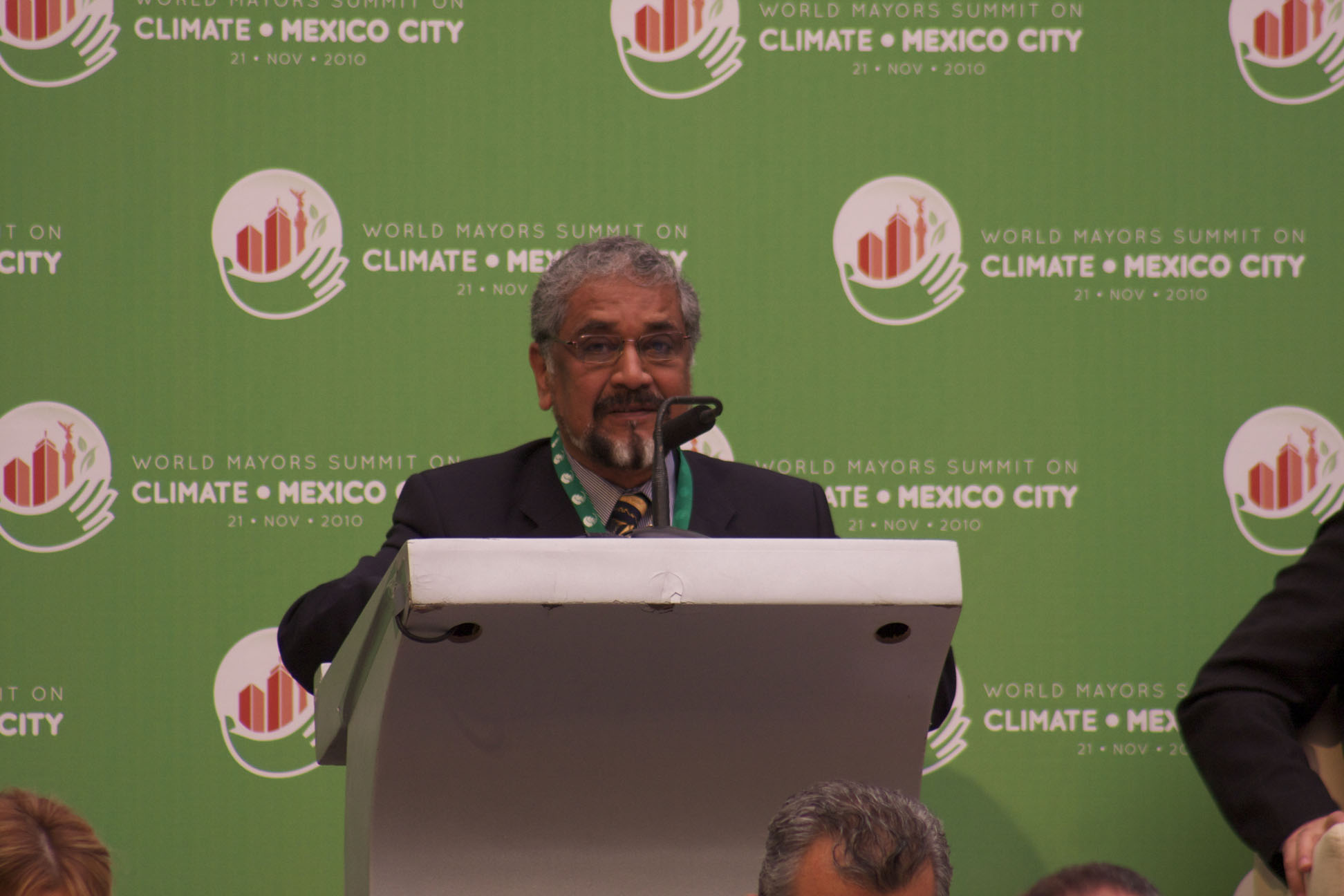 The Club de Madrid in the World Mayors Summit on Climate
