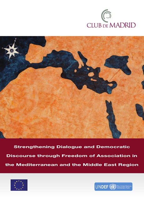 Strengthening Dialogue and Democratic Discourse in MENA