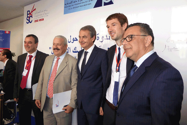 Video summary: Zapatero and the Shared Societies Project in Tunis