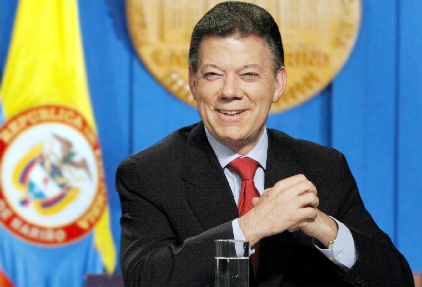 Juan Manuel Santos and 10 former presidents lead the NGD Roundtable about the future of democracy in the Americas