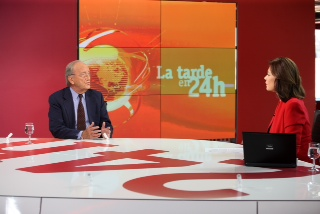 Interview with Club de Madrid SG in the spanish public television