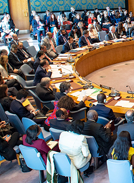Multilateralism and Global Cooperation