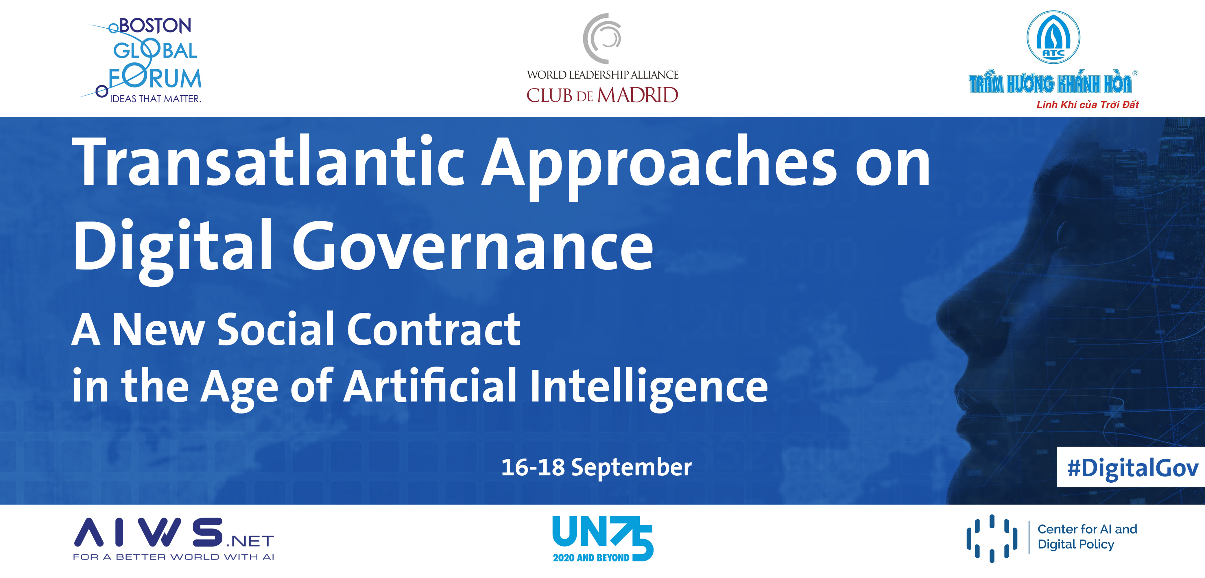 Policy Lab: Transatlantic Approaches on Digital Governance - A New Social Contract on Artificial Intelligence