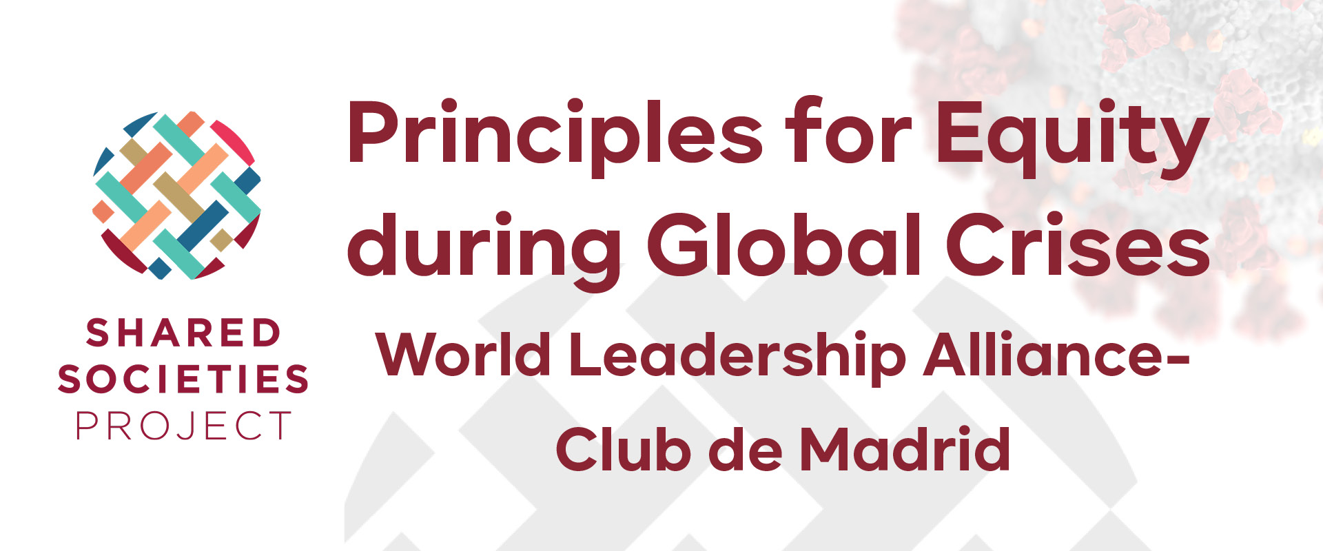Club de Madrid Members announce principles on equity during global crises