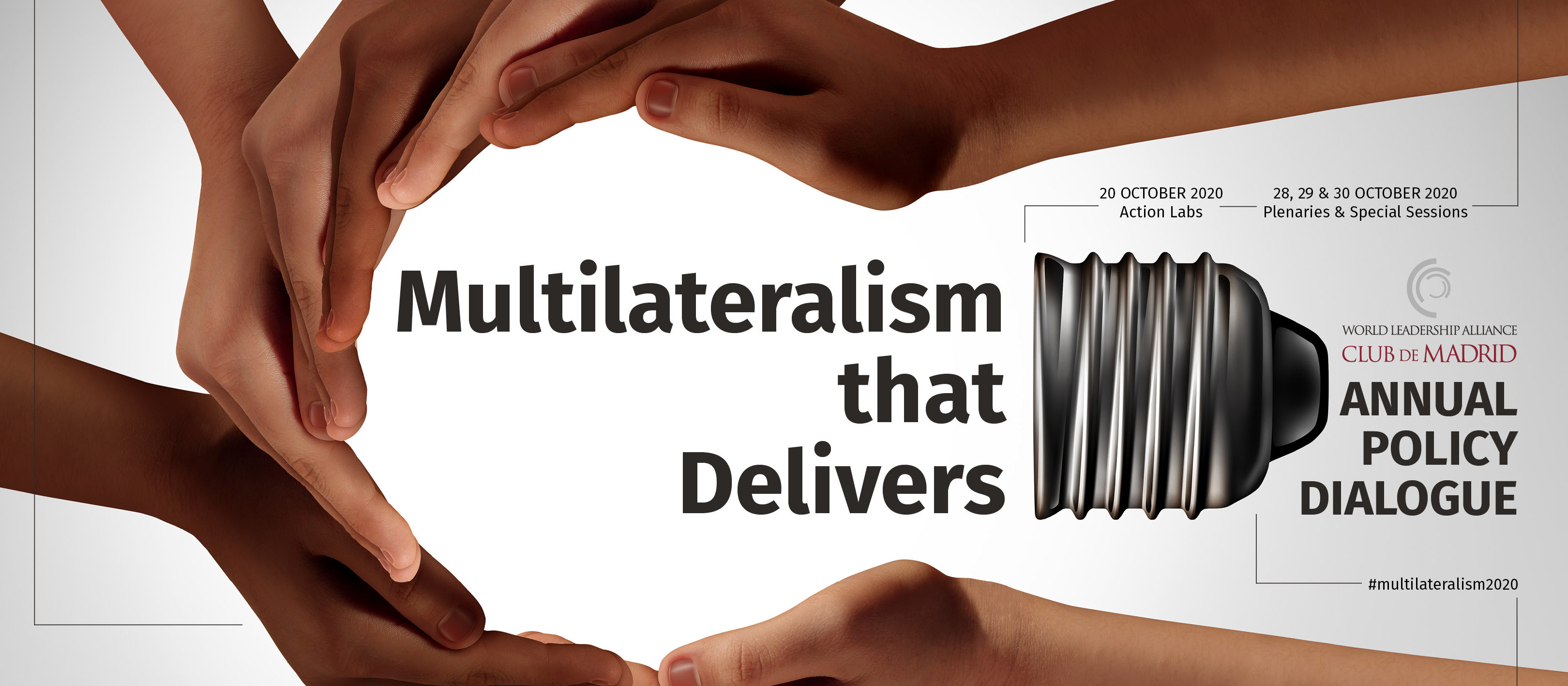 Call to Action: Multilateralism Must Deliver